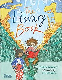 Cover of The Library Book by Dawnay