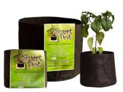 Pots de textiles