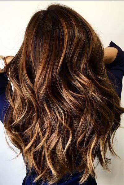 coloration cheveux tendance mode ete