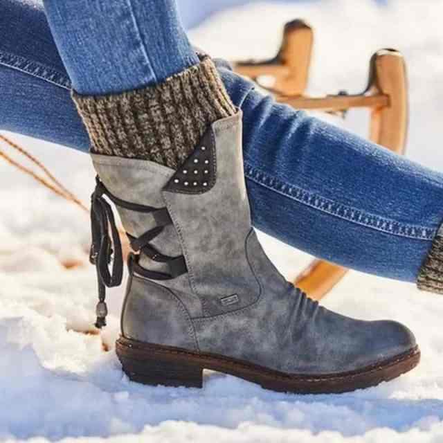 Bottes Femmes 2020 : Chaussures mode pour l'hiver