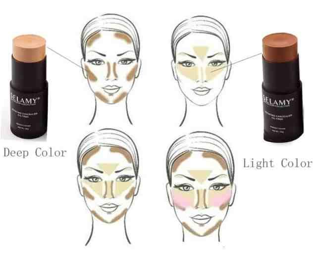 Maquillage : Base, yeux, lèvres - Tutoriel