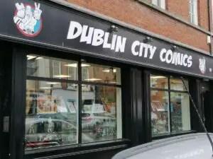 Dublin City Comics