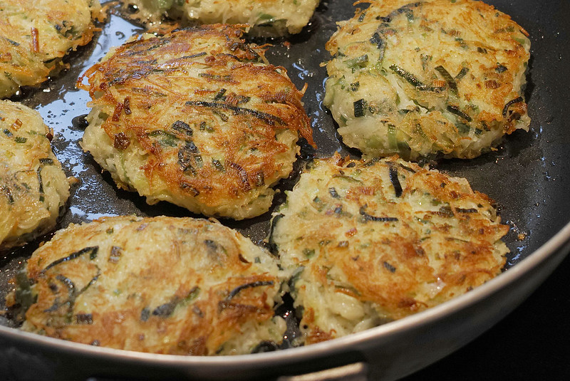 traditional Irish winter recipes, boxty