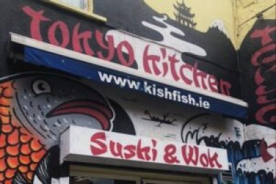 Best sushi in Dublin