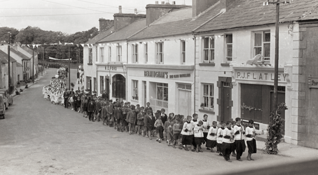 historical photos of Ireland, Corpus Christie