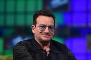 Bono at 2014 Web Summit on Nov 6 2014