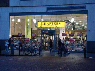 Chapters Bookstore, Independent Bookstores in Ireland