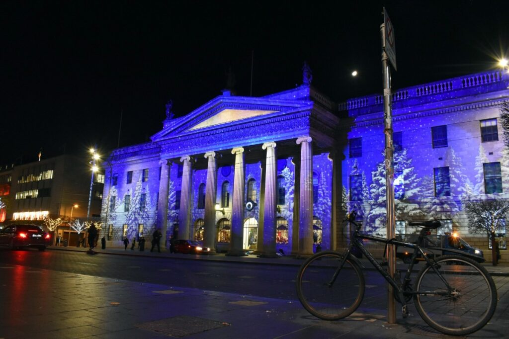 winter lights dublin 2019