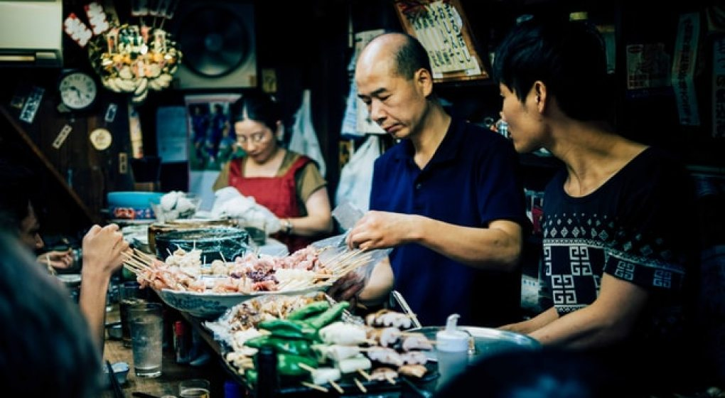 Best Asian markets in Dublin