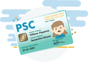 Irish Government Services: Public Services Card