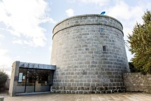"""""""Martello Towers in Ireland James Joyce Tower and Museum"""