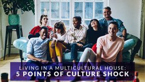 multicultural house