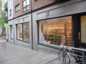 Dublins best bookshops