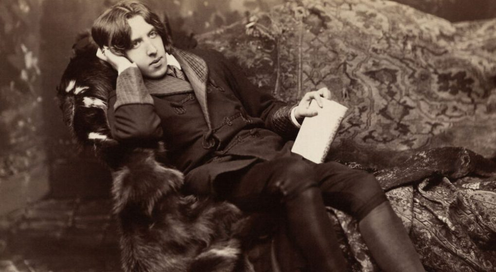Oscar Wilde: an Irish referent