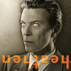 Heathen David Bowie album   cover art
