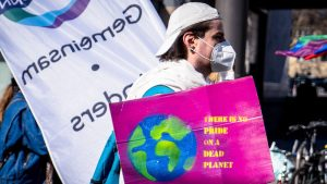 How Climate Change can effect our health Banner