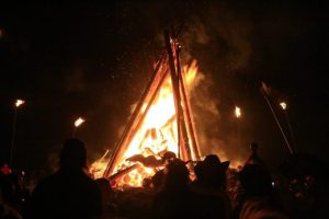 Fire Festival 2017 - The four Celtic festivals: between tradition and modernity