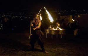 Samhain celebration in Scotland - The four Celtic festivals: between tradition and modernity