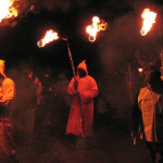The four Celtic festivals: between tradition and modernity
