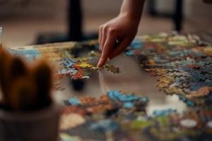 using hobbies to de-stress