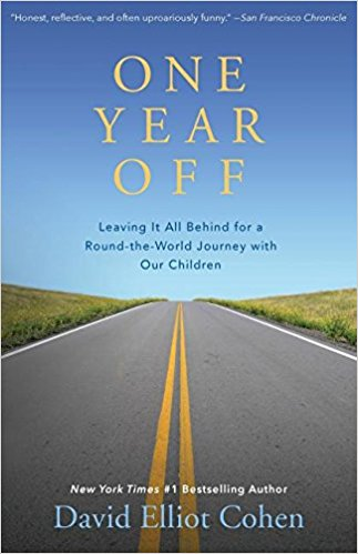 Book review of One Year Off by David Elliot Cohen