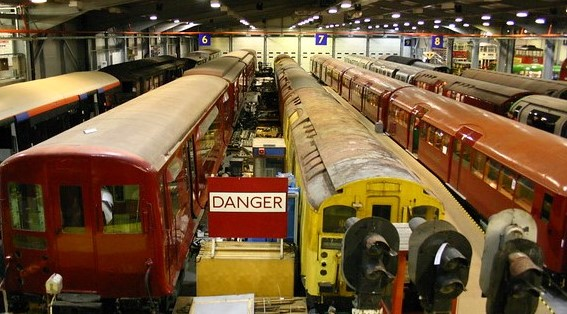 Acton Depot Open Weekend: Family Fun