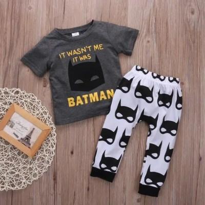 Conjunto Batman