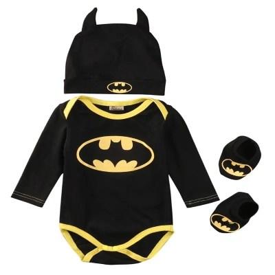 ropa de batman