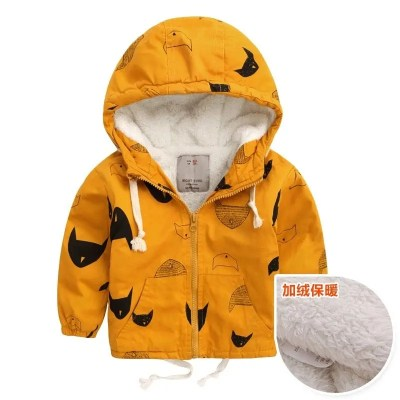 Chaqueta Orange Chiporro