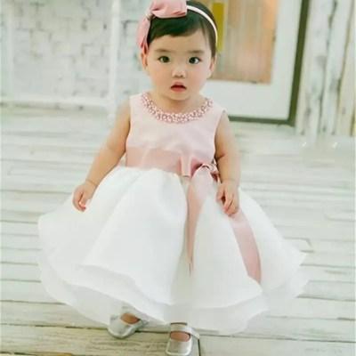 vestido bautizo bebe