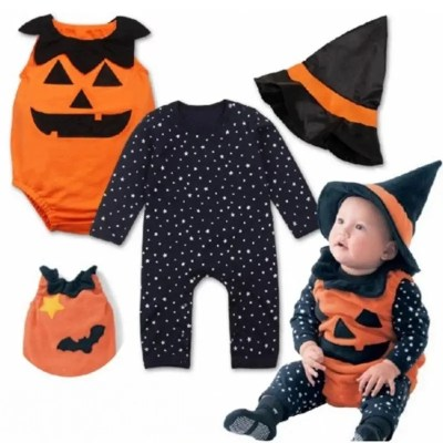 Conjunto Unisex Halloween.
