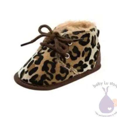 Zapatos Animal print Invierno