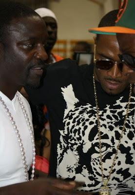 Akon-DBanj