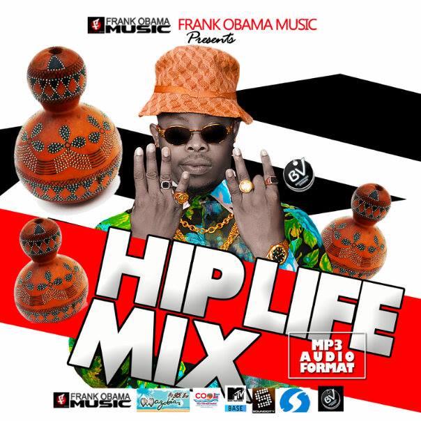Frank Obama - Hip life Mix Art Work