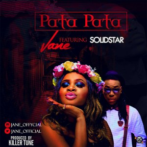 Jane nina - Pata Pata - Ft Solidstar Artwork