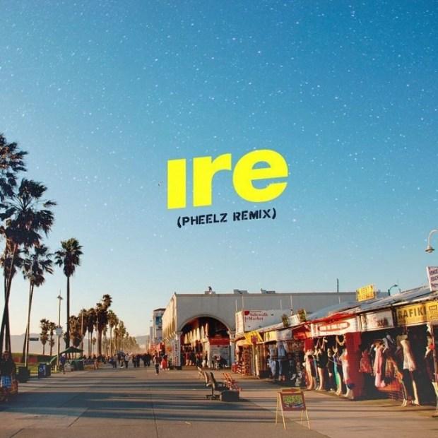 Adekunle Gold - IRE (Pheelz Remix)