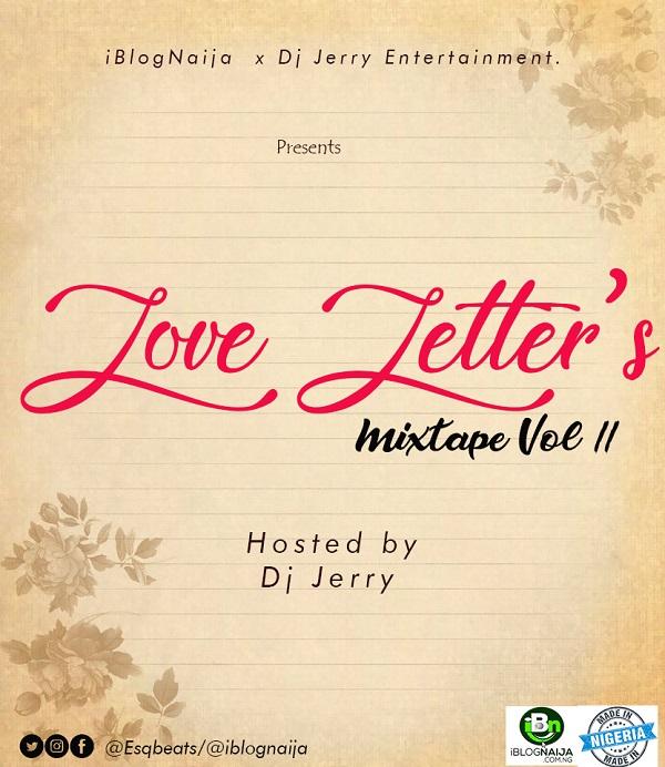 DJ Jerry - Love Letters Mix
