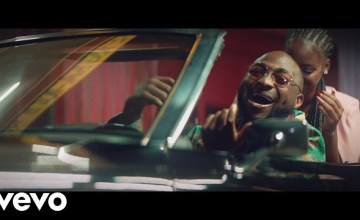 Davido Blow My Mind Video