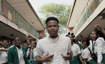 Nasty C Strings and Bling video