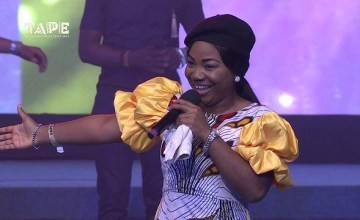 Mercy Chinwo At TAPE 2019