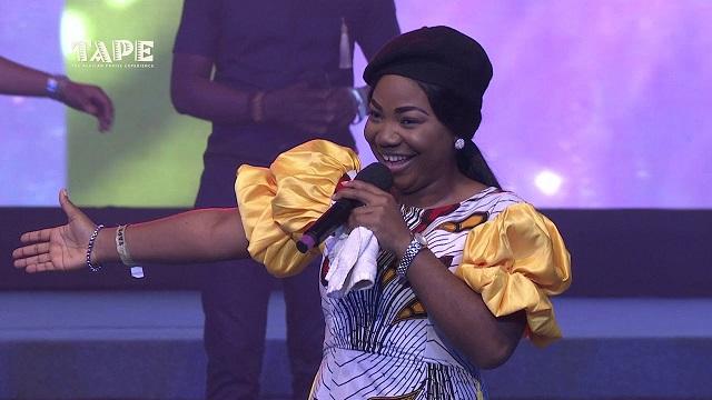 Mercy Chinwo At TAPE 2019