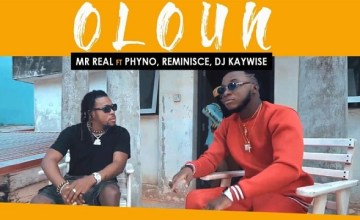 mr real oloun video