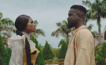 Sarkodie Saara video