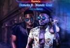 demola light up remix ft wande coal