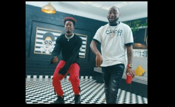 DMW Mafa Mafa ft Davido video