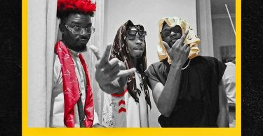 The Flowolf On A Jay ft Dremo and Mayorkun