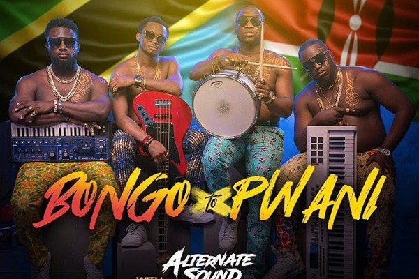 Alternate Sound Bongo to Pwani Sessions Mix