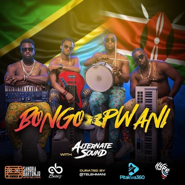 Alternate Sound Bongo to Pwani Sessions Mix