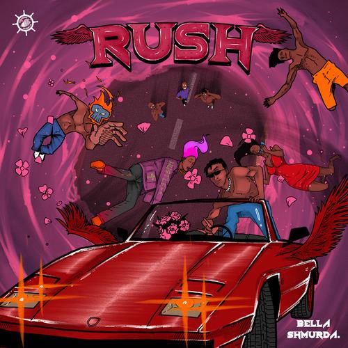 Bella Shmurda Rush Moving Fast