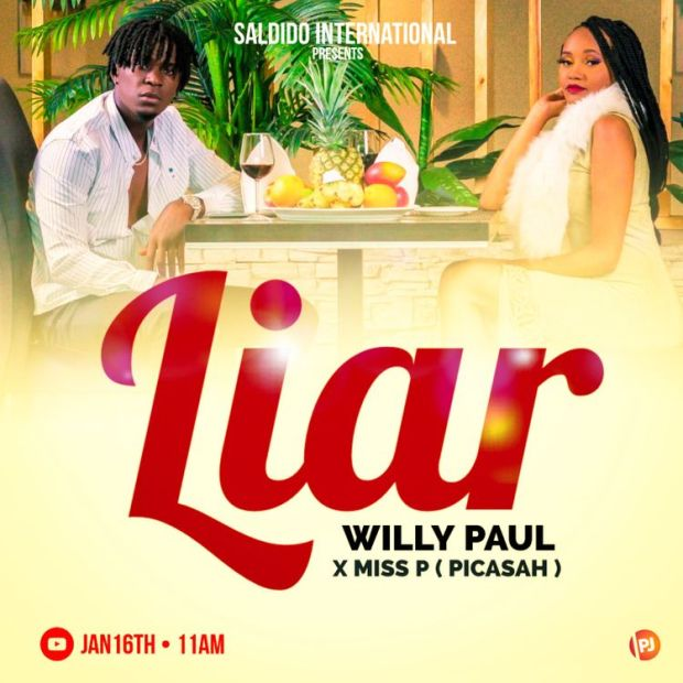 Willy Paul Liar ft Miss P